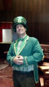 Wearin' o the Green