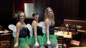 St Patrick's Day Fairies 2012